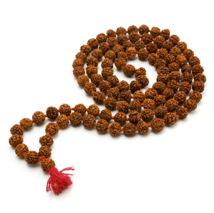 Buy 5 Faced Rudraksha Beads Mala - Control Blood Pressure with Rudraksha Mala